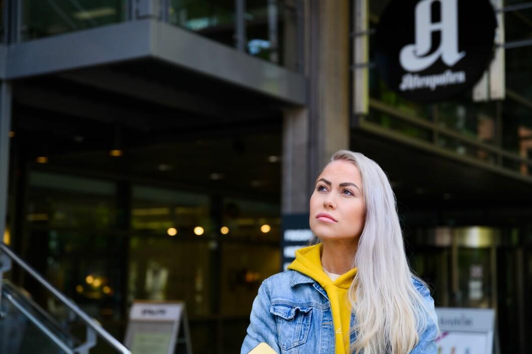 Journalist og kommentator i Aftenposten, Ingeborg Senneset.