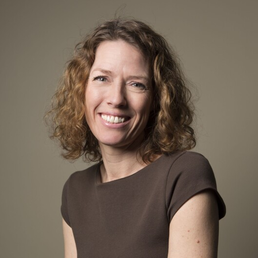 Marianne Massaiu, tv-analytikar i MediaCom.