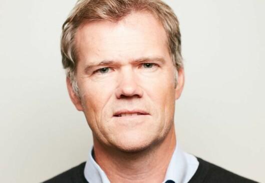 Morten Wiberg, tv-analytikar i Carat Norge.
