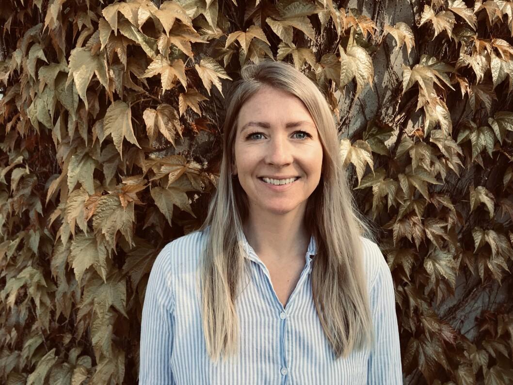 Tina Lønning (33) som ny rådgiver i HAMNØY.
