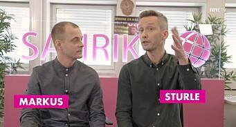 Saken fra NRK Satiriks lurte Nettavisen trill rundt: – Vi legger oss helt flate
