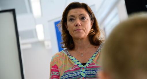 Schibsted-sjef Kristin Skogen Lund refser VGs dekning av Tangen-saken: – Har vært jævlig irritert