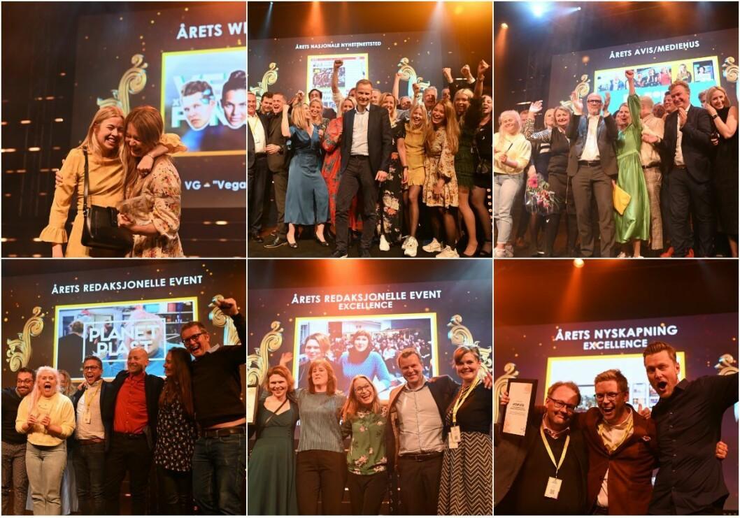 «Forrige uke delte MBL og Norsk presseforbund ut priser til norske medier. Alle vinnerne fortjente helt sikkert honnør. Dessverre er prisvinnernes egen dekning av tildelingene så dårlig at prisene deres burde inndras», skriver Andreas Tinglum.