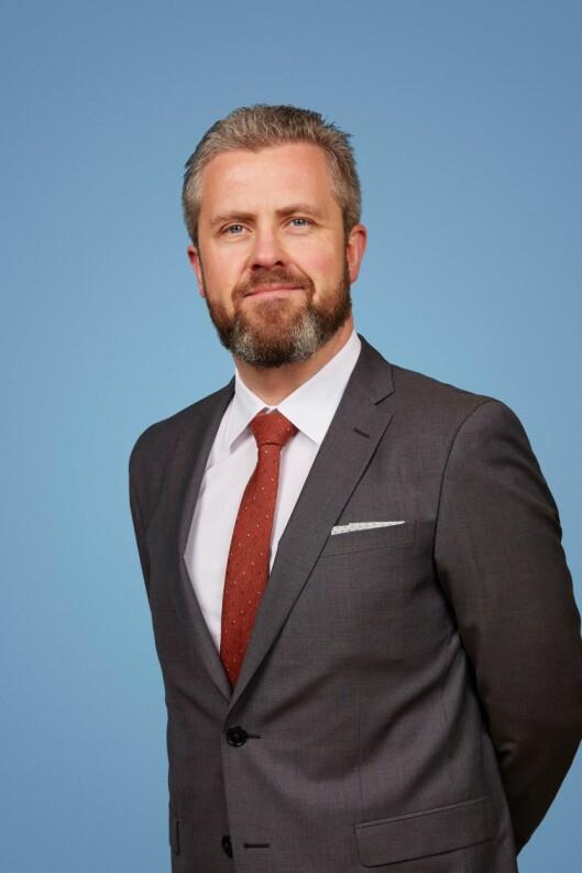 Andreas Tinglum, Partner i Corporate Communications AS.