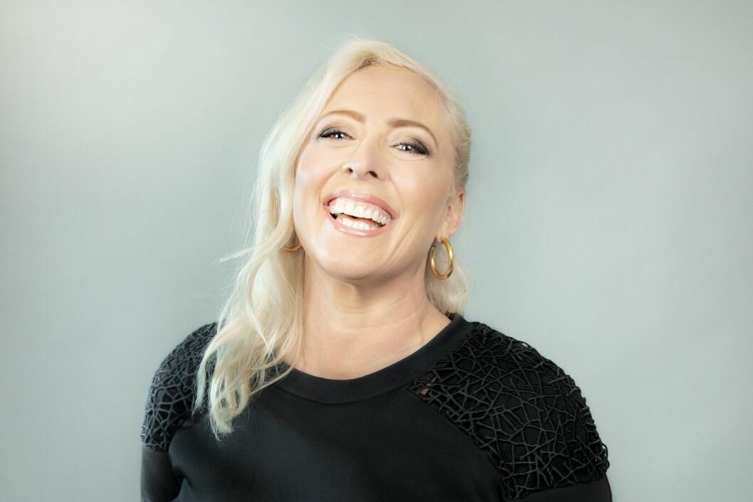 Ny programleder i helt ny NRK P2 satsing - ‹‹Kulturstripa›› er Mona B. Riise.  Foto: Julia Marie Naglestad