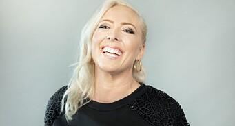 Mona B. Riise skal lede nysatsingen ‹‹Kulturstripa›› på NRK P2: – TV er gøy, men radio er livet