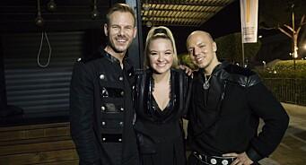 Over 1,2 millioner fulgte Eurovision-finalen på NRK