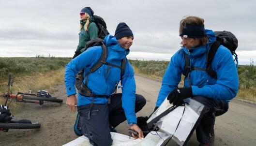 Tidligere langrennsløper Thomas Alsgård tok seiren i årets 71° nord - Norges tøffeste kjendis, sesong 10