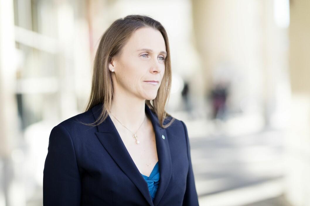 Lise Lyngsnes Randeberg, president i Tekna.