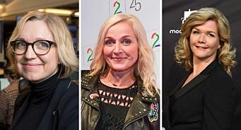 Sørheim, Staude og Lindmo startet karrieren på samme sted: - Nøkkelen til at jeg ble journalist