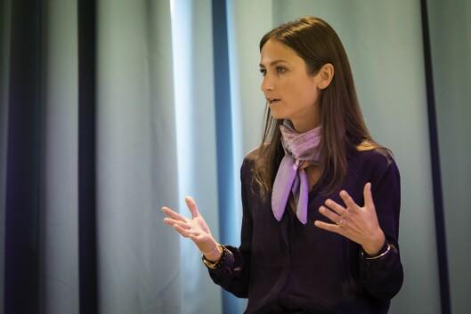 Fanny Chays er en av produktlederne i Next Media.