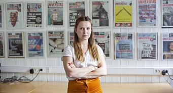 Selma Joner (28) blir ny Universitas-redaktør