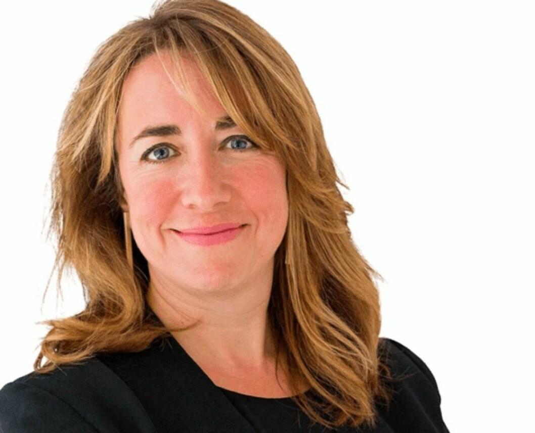 Redaktør Katharine Viner i The Guardian.