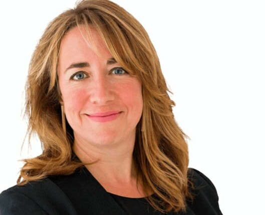 The Guardian-redaktør Katharine Viner.