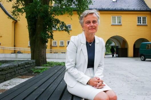 Kjersti Fløttum ved Universitetet i Bergen.