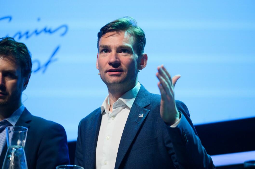 Henrik Asheim (H).