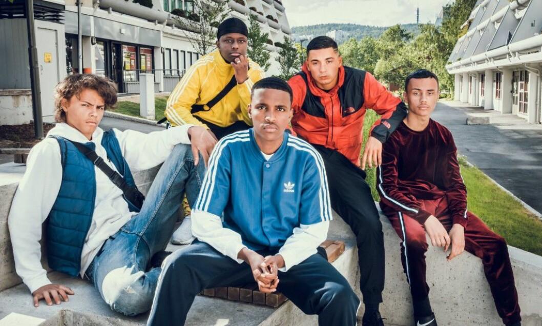 Gjengen i serien «17».