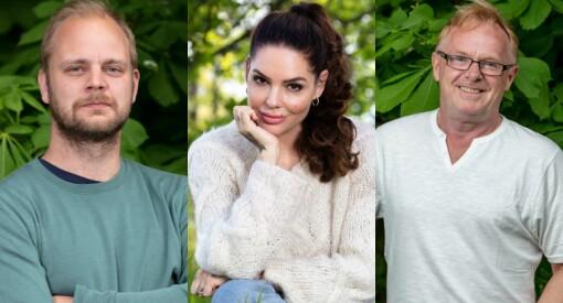 Hva har Mimir Kristjansson, Per Sandberg og Triana Iglesias til felles? Alle er med på TV 2s Farmen Kjendis