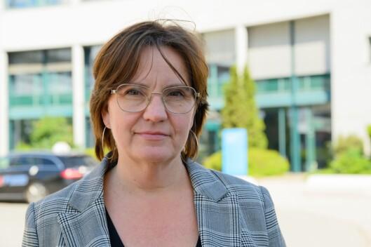Regionredaktør Jannicke Engan i NRK Øst.