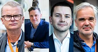 Schibsted-redaktørar med varsko trass godt 2018: – Veldig få har teke innover seg alvoret