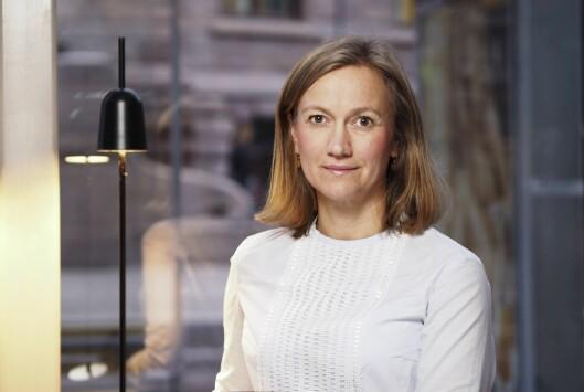 Siv Juvik Tveitnes, konserndirektør i Schibsted News Media.