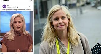 Meiner TV 2s Cathrine Fossum vert misbrukt i reklamevideo: – Me set jurist på saka