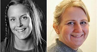 Elisabeth Skovly ansatt som nyhetsleder og Kristin W. Hansen blir nyhetsjournalist i Fredriksstad Blad