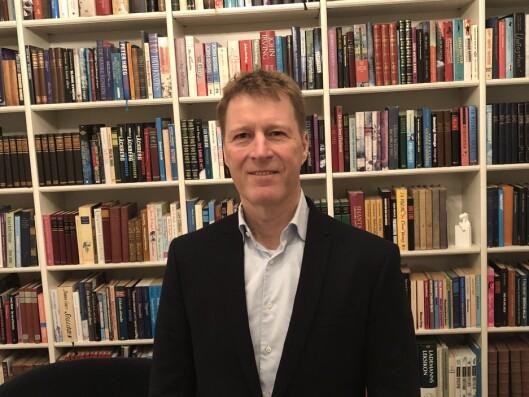 Jim Receveur er påtroppende administrerende direktør i Bauer Media Norge.