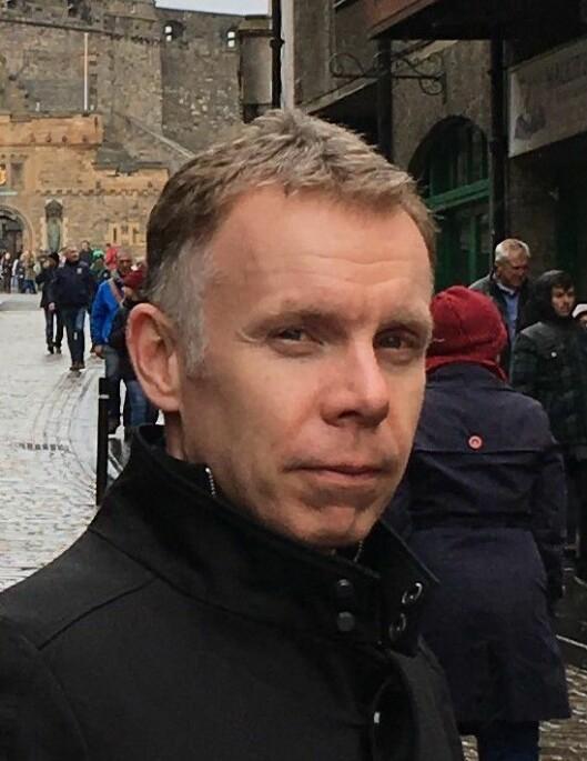 Anders Graver Knudsen, førstelektor ved journalistutdanningen ved OsloMet.