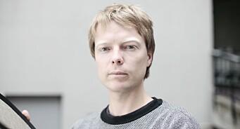 Eirik Dahl Viggen forlater Fontene - blir ny redaktør i NFF-magasinet