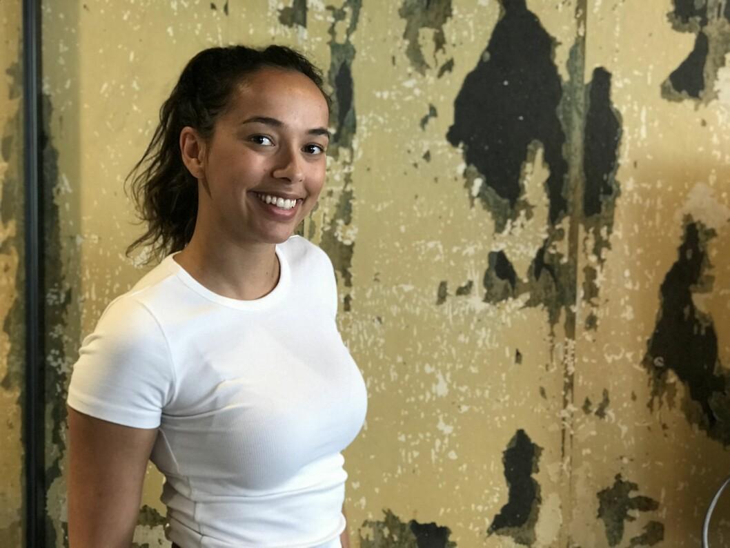 Gita Simonsen skifter rolle fra programleder til redaktør.