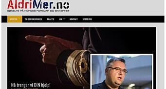 Kjetil Stormark: – AldriMer står ikke på kanten av stupet her og nå, men vi trenger nye inntekter