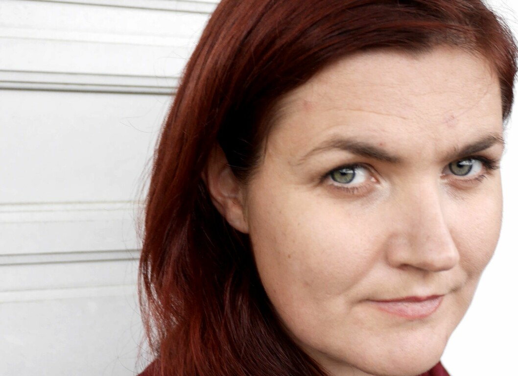 Frilansjournalist Maren Sæbø.