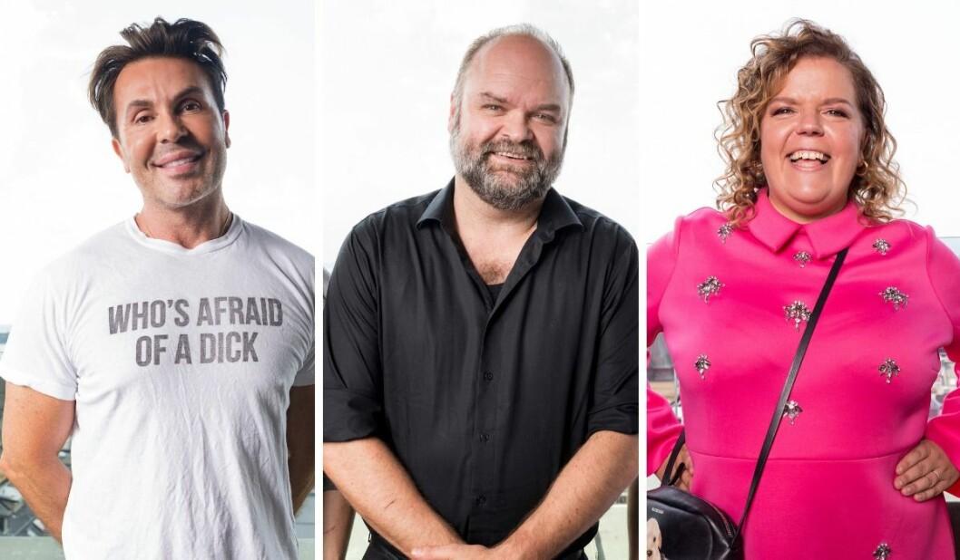 Jan Thomas, Atle Antonsen og Else Kåss Furuseth deler sine beste og verste opplevelser med journalister.