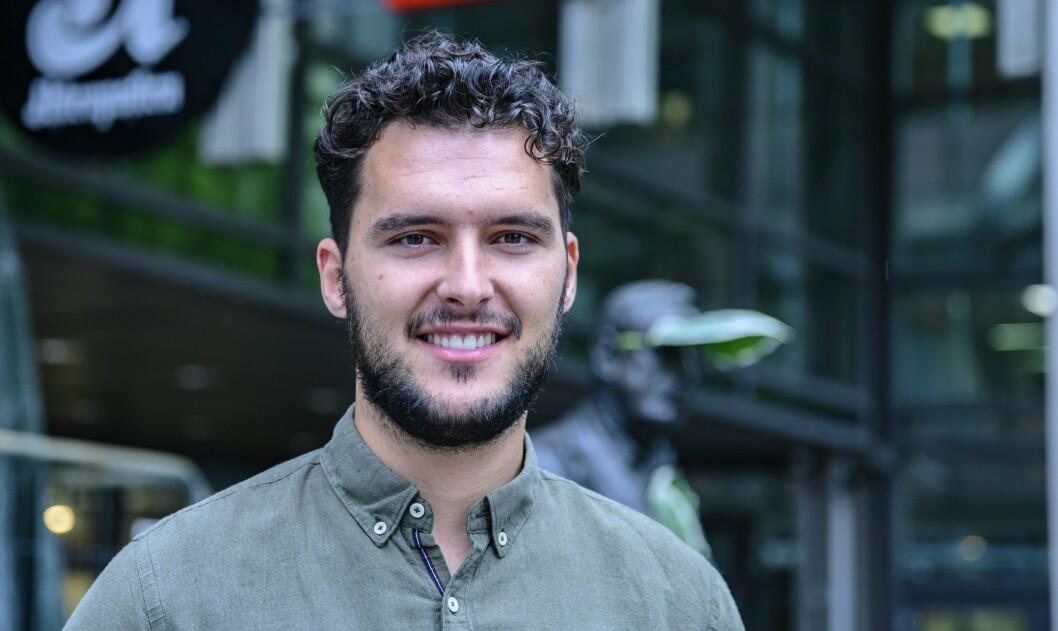 Arilas Berg Ould-Saada blir VGs nye Machester United-reporter.