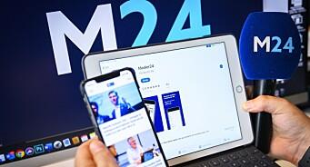 Medier24 søker ambisiøs selger i fast stilling