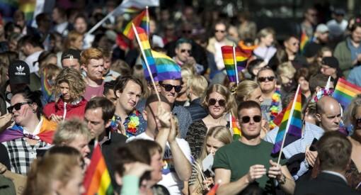 Mediene skriver mer og mer om Pride: På fem år har dekningen nesten doblet seg