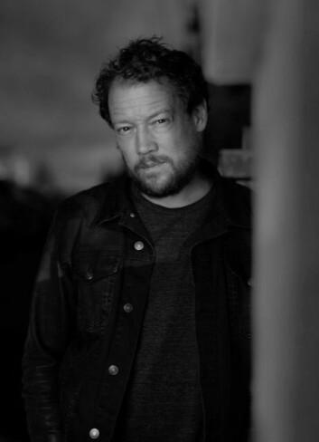 Joachim Førsund, journalist og produsent for Monster, som står bak podkasten. Foto: Agnete Brun