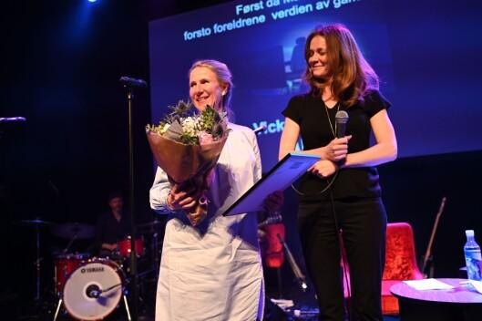 NRK og Vicky Schaubert fikk hederlig omtale for saken om Mats «Ibelin».