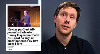 Amerikansk forretningsmann anklager Bodø Nu for å drive svertekampanje mot han. Nå skal saken opp i PFU