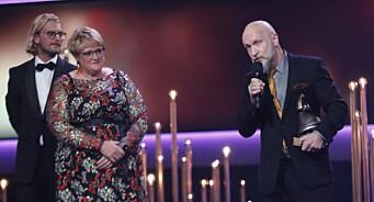 TV 2 droppet Amandaprisen - nå tar VGTV over