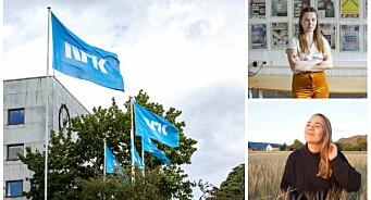 41 journalistspirer har fått sommervikariat hos NRK på Marienlyst. Se hele lista her