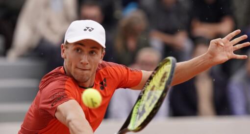 NM i tennis er tilbake hos Eurosport