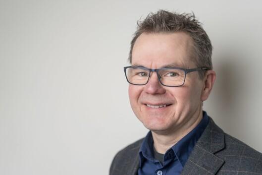 Assisterende generalsekretær i Kirkens Bymisjon, Johannes Heggland.