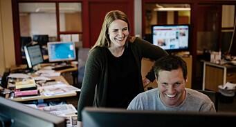 Lillian Holden (32) blir ny redaktør i Hallingdølen: – Et tøft valg av styret