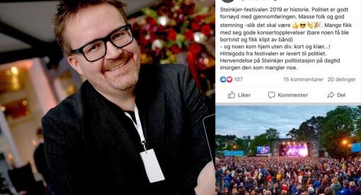 Fotosjefen i Trønder-Avisa ble utsatt for bildetyveri - av politiet