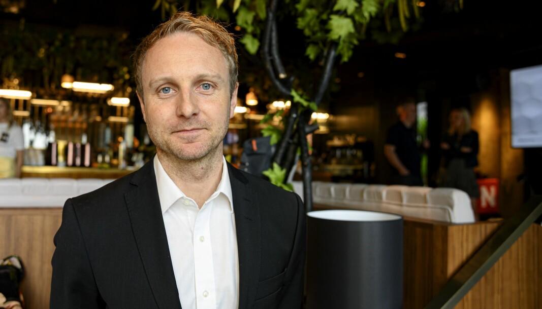 Discovery, her ved sin norske sjef Espen Skoland, gikk fri, men fikk likevel kritikk i en lukket PFU-behandling forrige uke.