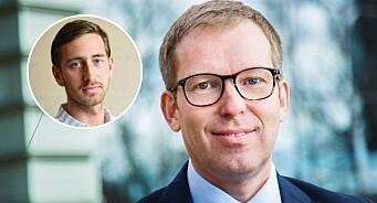 Statlege midlar til «fake news»? Nei takk, Innovasjon Norge