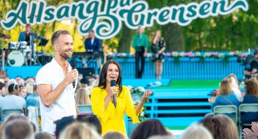 Over 300.000 fikk med seg Allsang på Grensen-premieren med Morten Hegseth