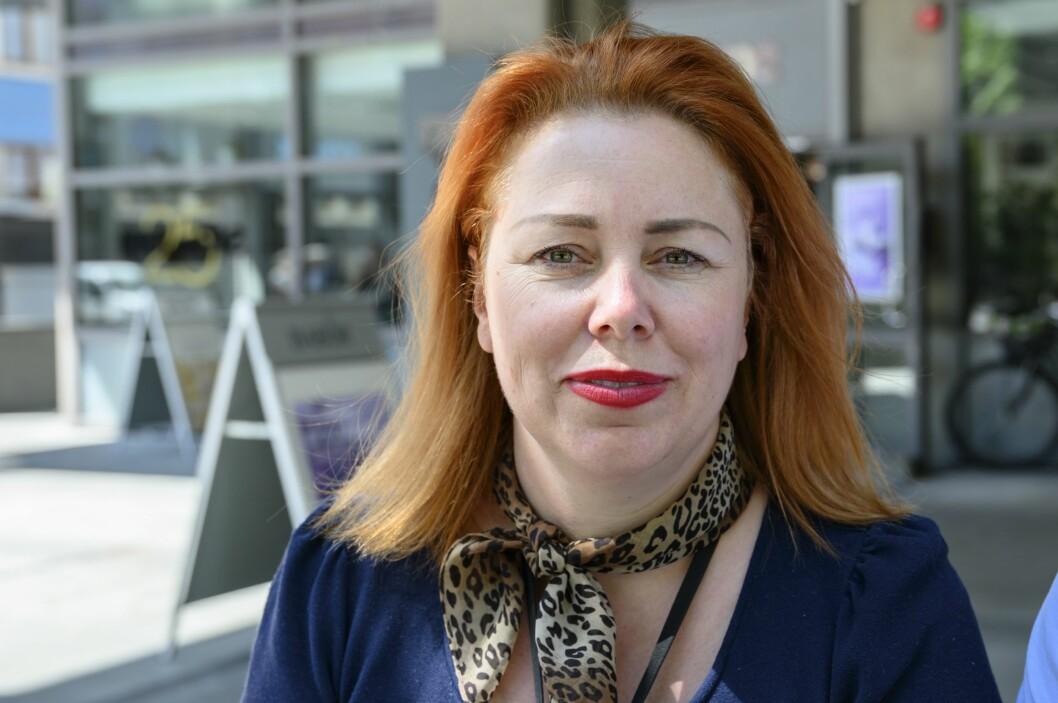 Cecilie Asker, kulturredaktør i Aftenposten